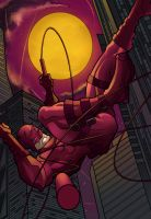 DAREDEVIL by rumman46