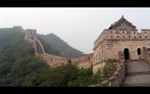 The Great Wall XI by bukephalas