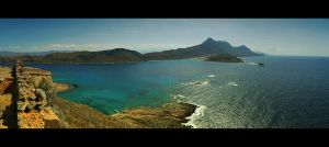 Gramvousa and balos by is0ver