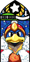 Smash Bros - KingDedede by Quas-quas
