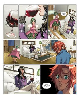 Chapter 2 Page 9 by teahousecomic