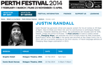 upcoming events by JustinRandall