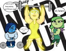 Inside out muscle by mud666
