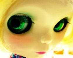 blythe dolls by moonglowyi