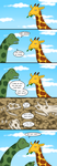 Angry Dinosaurs by AddictionHalfWay
