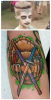 TMNT Tattoo by stephymariah