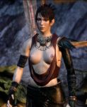 Morrigan Dragon Age1 by TitsWiggle
