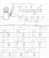 Snoogle Wars by DNAngel607