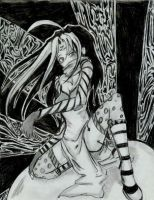 :Graphite Candycane Assassin: by Foltzy