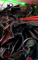 Justice Lords by iANAR