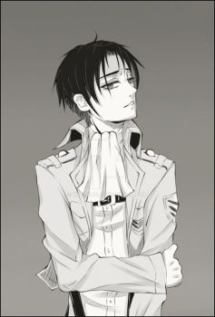 Rivaille by Kryhelis