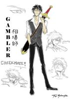 The Gambler by Chibimanager