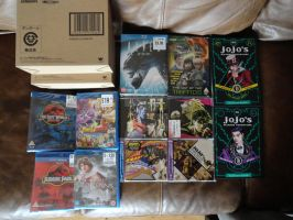 JUNE HAUL OF JAWESOMENESS! by GIGAN05