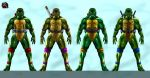 TMNT-v1 by joshdancato