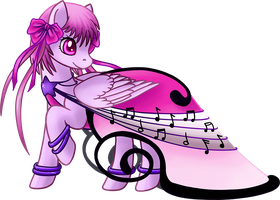 Ribbon Rhythm by Shilokh