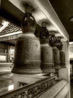For Whom The Bell Tolls by InayatShah