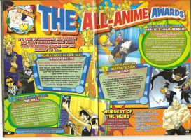 K-Zone - All-Anime Awards by Disneyfreak007