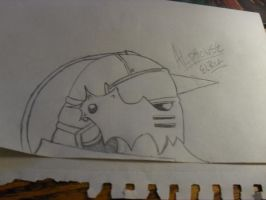 Alphonse Elric by Ishbal