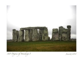 360 Degrees Of Stonehenge 5 by JQ444