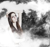 Beauty In The Mist by AmandaMarie89