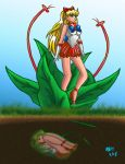 Sailor Venus Planted Peril by ARNie00