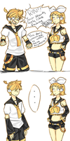 rin's shorts by IDK-kun