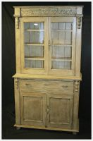 French provincial bookcase by beelzebubby