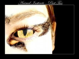 Animal Instincts - Part Two by miLk-inc