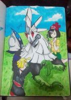 Silvally and Friends!