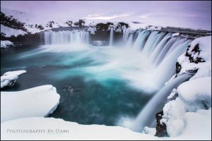 Grand Godafoss by Dani-Lefrancois