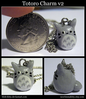 Totoro Charm v2 by ShinyCation