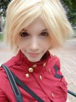 Blood Seras- Smile by sharpshadow9545