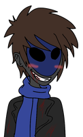 |  Eyeless Jack  | by WaffIo