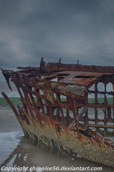 aground! by chinoise56