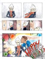 Happy Holidays by whatclaptrap