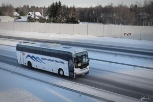 FNS promo 2014.6 Bus by wchild