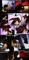 Wrath of The Devilman- 85- Dirty, dirty, dirty by NickinAmerica