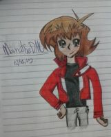 Another Judai Fanart by ManatheDMG