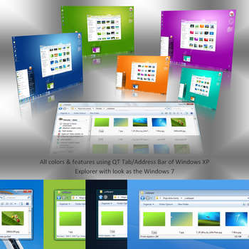 All features XP explorer by stayman
