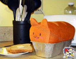 Cat Loaf: Pumpkin by StudioNeko