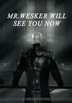 Mr. Wesker Will See You Now by AlbertXExcellaLover