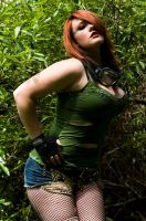 Poison Ivy Apocalypse Now by GrinningRedFox