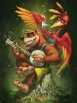 Banjo Kazooie Tribute by bigmac996