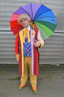 6th Doctor Who Cosplay (3) by masimage