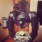 Celestron CPC-800 GPS by bookazoid