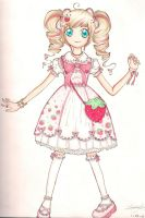 Lolita Berry by hihihellokitty