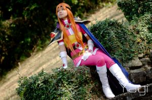 Lina Inverse by YagiPhotography