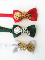 steampunk bow ties by richardsymonsart