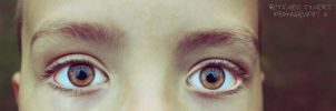 Eyes of Mike. by SCHTARKs-FOTO