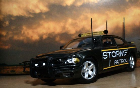 My Storm Charger Diecast by NightrazeShadow